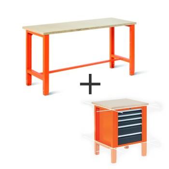 Skomponuj swój stoł warsztatowy – linia SWT – Malow Techno Light
