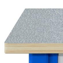 Pokrycie blatu stołu warsztatowego wykładziną PCV - dopłata