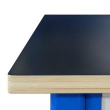 Pokrycie blatu stołu warsztatowego gumą gładką olejoodporną - dopłata