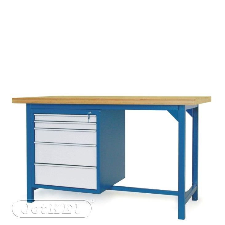 Stół warsztatowy 2-20-04 – Jotkel HSS 03 : 1 szafka S13