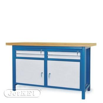 Stół warsztatowy 2-20-06 – Jotkel HSS 03 : 2 szafki S11
