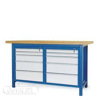Stół warsztatowy 2-20-13 – Jotkel HSS 03 : 2 szafki S13