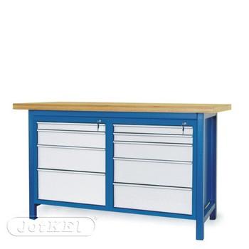 Stół warsztatowy 2-20-14 – Jotkel HSS 03 : 1 szafka S13