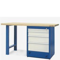 Stół warsztatowy HSS07 : 1 szafka H12 2-24-04