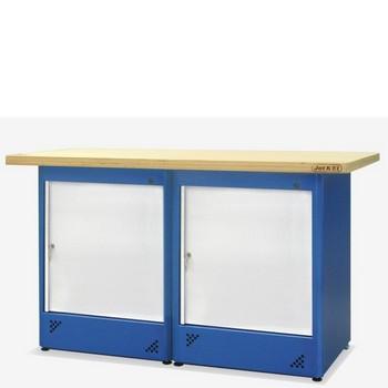 Stół warsztatowy 2-24-08 – Jotkel HSS 07 : 2 szafki H11